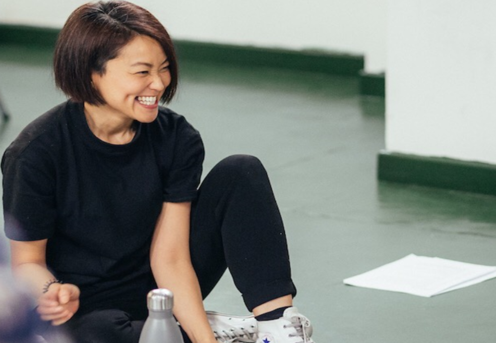 Theatre director Jennifer Tang: 'Proud to say I am British with Chinese heritage'