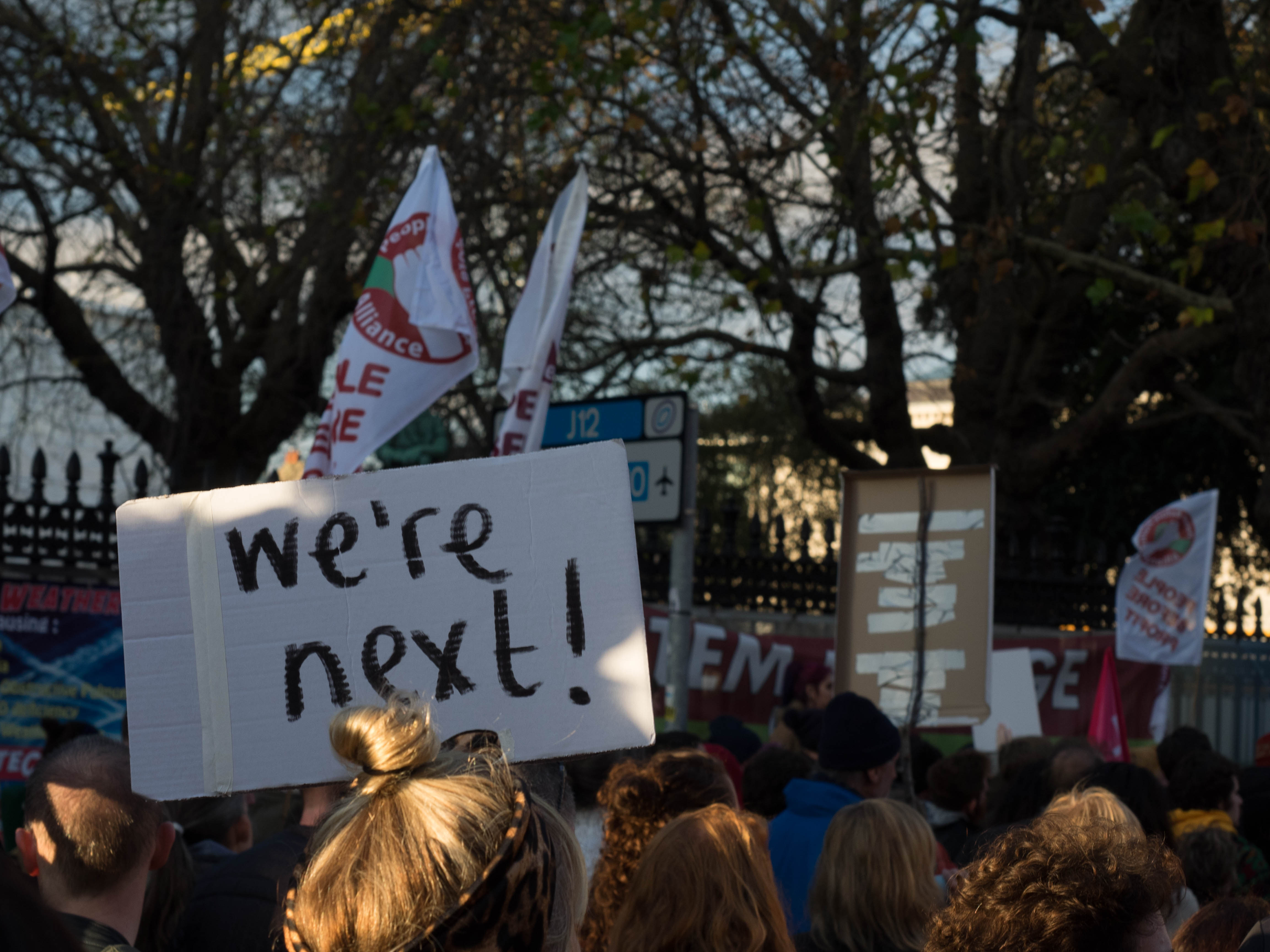 What I think about the Extinction Rebellion protests