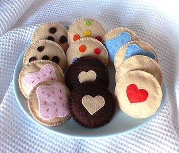 The Great British Bake Off week two: Biscuit Brilliance