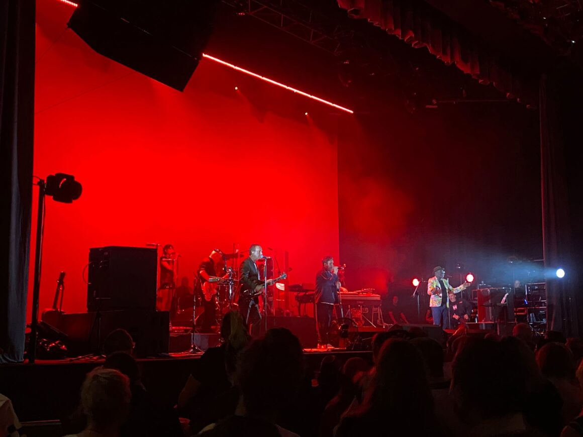 The Specials Review: A brilliantly special night